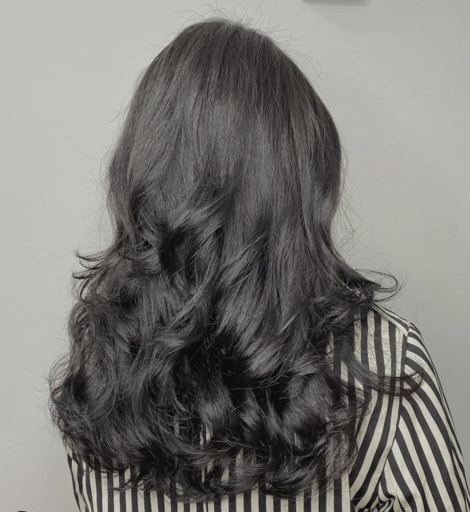 燙髮後洗頭